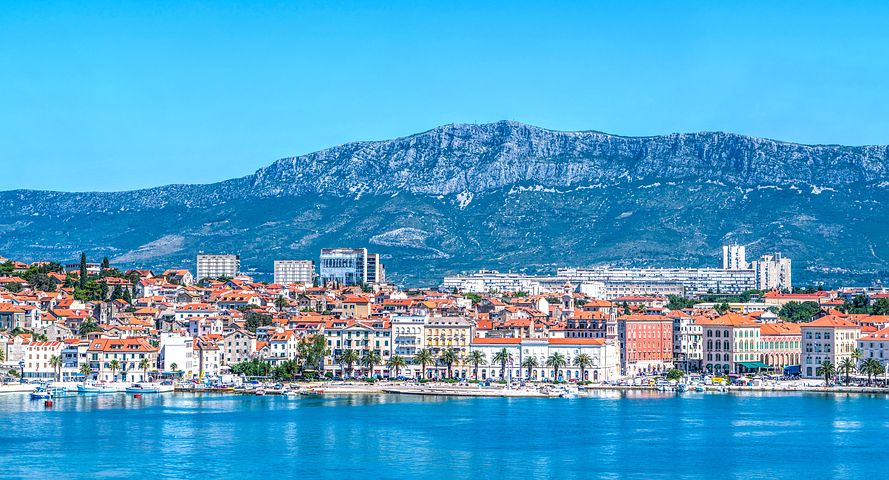 Chorvatsko Split