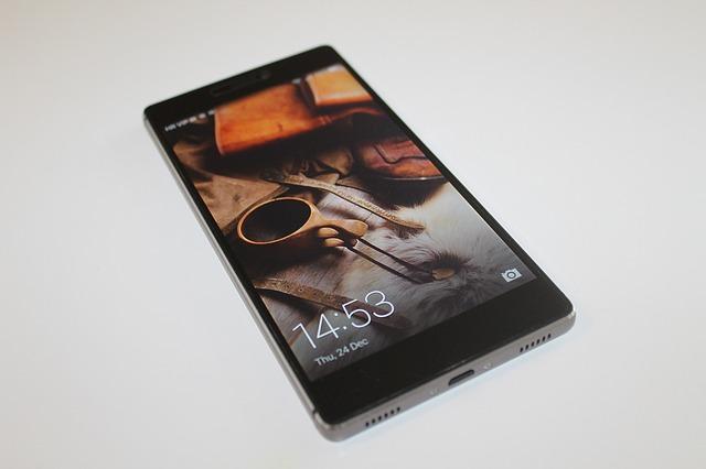 Mobilní telefon Huawei